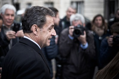 France's former President appears in court on corruption charges