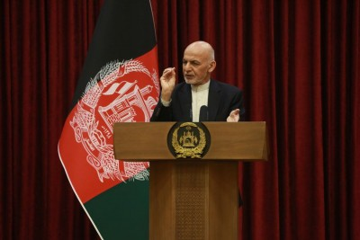 Ghani invites Taliban to Kandahar to discuss peace