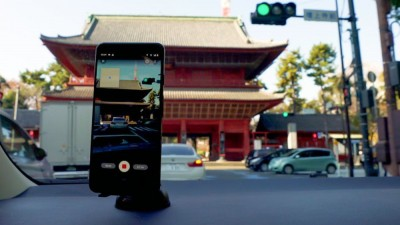 Google lets people share photos with Street View via smartphones