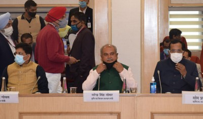 Govt looks for middle path, softens stance on some demands