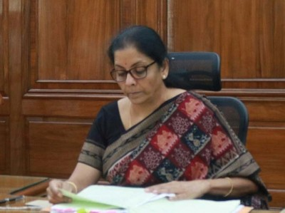 Govt preparing a budget 'as never before': Sitharaman
