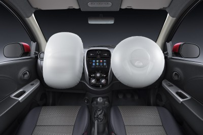 Govt proposes mandatory airbags for front side of vehicles