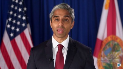 'Grandson of a poor farmer in India': Vivek Murthy re-introduces himself to America