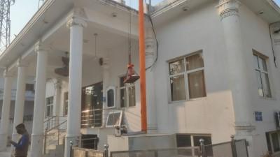 Granthi of Delhi Gurudwara hit with tabla dies, wife injured