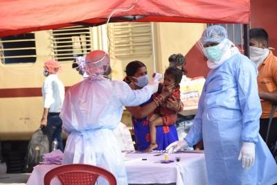 Gujarat sees 1,160 new coronavirus cases, 10 deaths