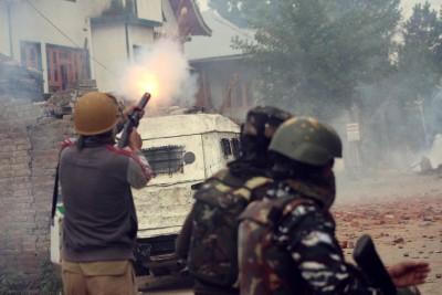 Gunfight breaks out in J&K's Poonch district