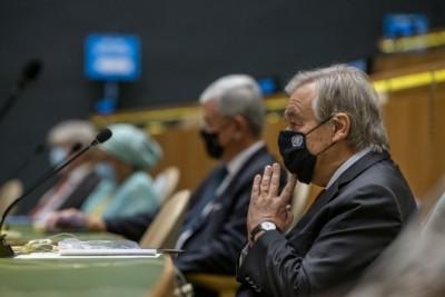 Guterres condemns attack on Nigerian school