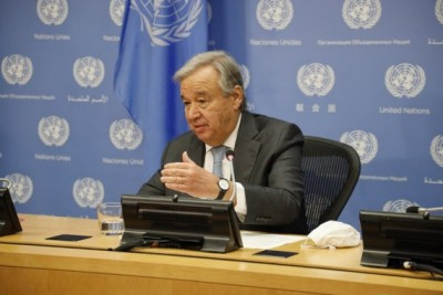 Guterres welcomes holding of presidential, legislative polls in Niger