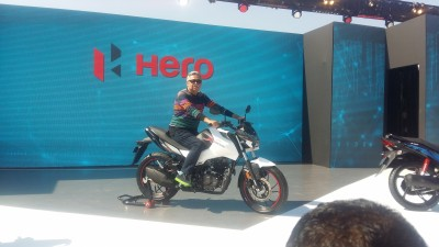 Hero MotoCorp logs 14% growth in November sales