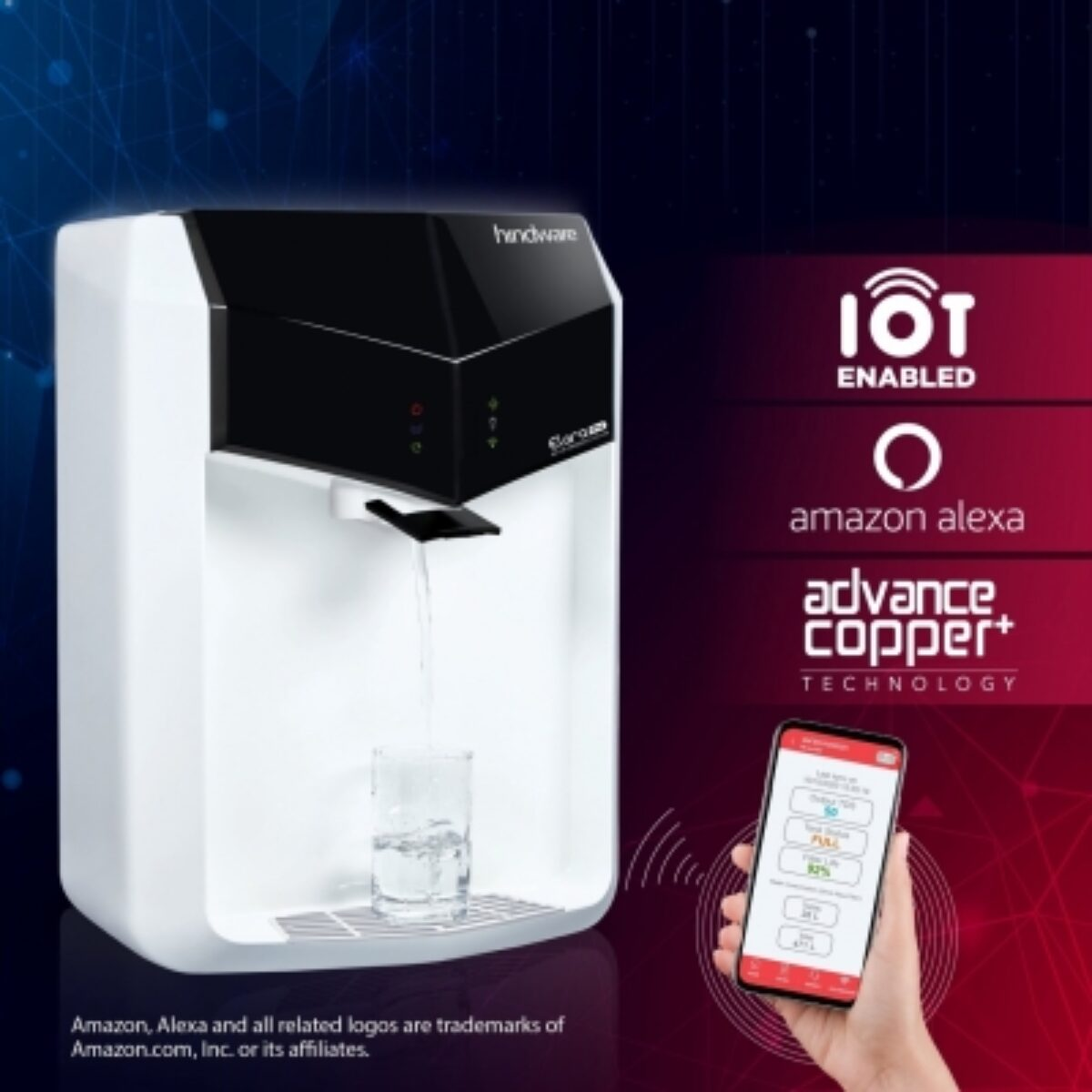 siasat.com - News Desk 1 - Hindware Appliances launches disruptive range of IoT appliances for connected homes