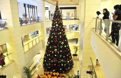 Hotels see high occupancy amid Covid hit year-end celebrations