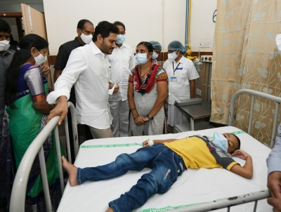 How mysterious illness put Eluru in national spotlight