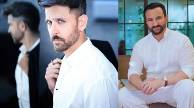 Hrithik Roshan and Saif Ali Khan to star in 'Vikram Vedha' Hindi remake