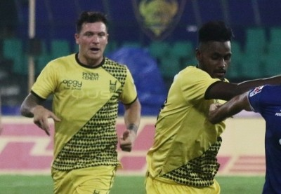 Hyderabad, Jamshedpur share points in dramatic 1-1 draw