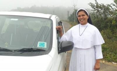 I celebrated X-mas on Dec 22, 23: Sister Kalappura