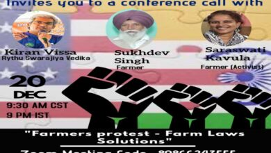 Indian American Forum to hold online protest for farmers' movement