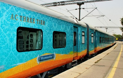 IRCTC clarifies about 'outreach' to Punjab farmers