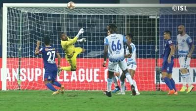 ISL: Eze header lifts Jamshedpur to win over Bengaluru