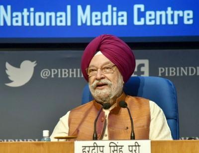 In a bid to end farmers' impasse, Puri cites Modi govt's welfare measures