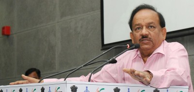 India at cusp of authorizing 1st set of Covid-19 vax: Harsh Vardhan
