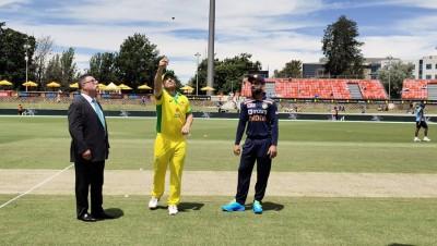 India opt to bat against Australia in 3rd ODI, Natarajan makes debut