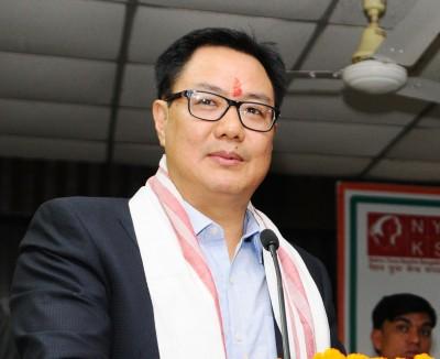 India to support WADA in its efforts: Rijiju