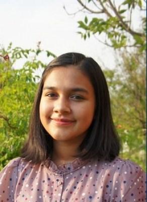 Indian American teen Gitanjali Rao on TIME cover