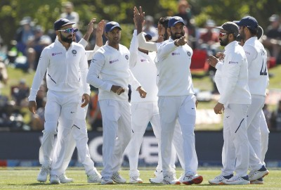 Indian pace bowlers continue their great run