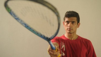 Injured Ghosal withdraws from Black Ball Squash Open