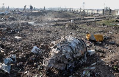 Iran approves compensation for Ukranian plane crash victims
