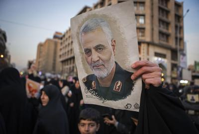 Iran expands list of US suspects in Soleimani's killing