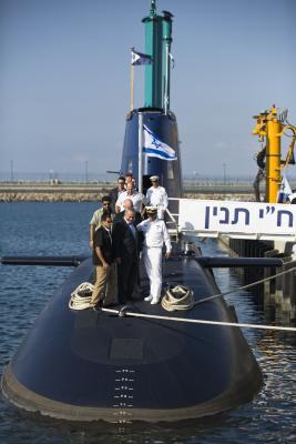 Iran vows 'massive response' to Israeli submarine in Gulf