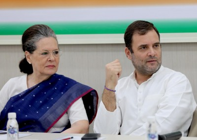 Is stage set for Rahul Gandhi's return as Congress chief?