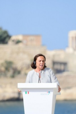 Italian Interior Minister tests Covid-19 positive