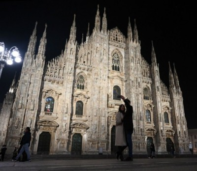 Italy reports drop in active Covid-19 cases