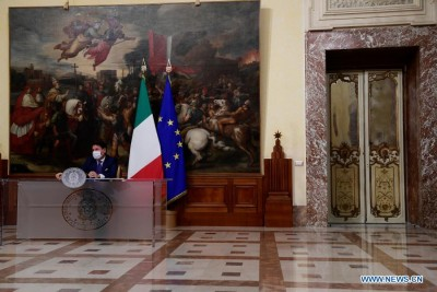 Italy's G20 presidency to focus on Covid-19 recovery