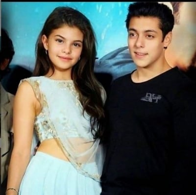 Jacqueline's quirky message as Salman Khan turns 55