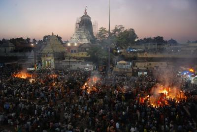 Jagannath temple in Odisha to reopen before New Year