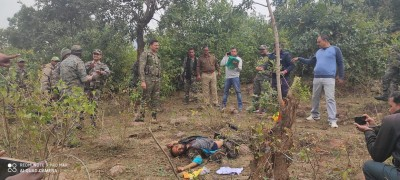 Jharkhand Maoist killed in gunbattle with security forces