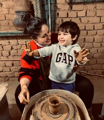 Kareena's special b'day wish for 'coolest' mom-in-law Sharmila Tagore