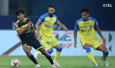 Kerala secure first win of the season, beat Hyderabad 2-0