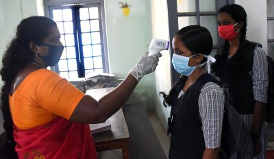 Kerala sees lower Covid cases as fewer samples tested
