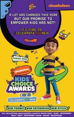 Kids' Choice Awards 2020 to go virtual