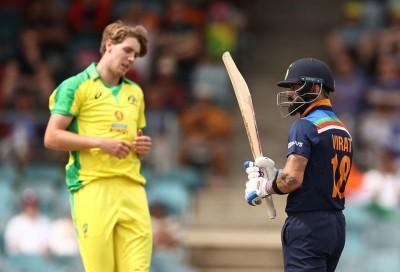 Kohli finishes 2020 without an ODI century, a first since 2008