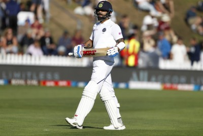 Kohli loses 3 successive Tests for the first time as captain