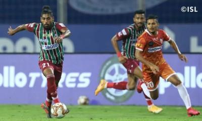 Krishna's late winner helps Mohun Bagan beat Goa 1-0