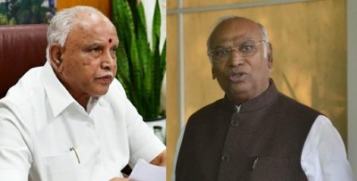 K'taka CM, Kharge pay tributes to Ambedkar