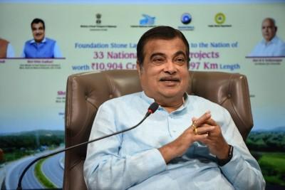 Length of national highways in Telangana up by over 55%: Gadkari