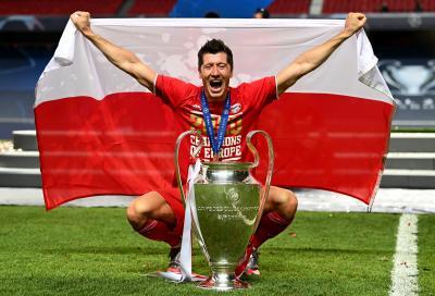 Lewandowski beats Ronaldo, Messi to win FIFA Best Men's Player award