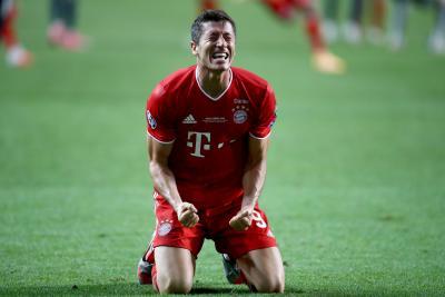 Lewandowski in shortlist for FIFA Best Men's Player award